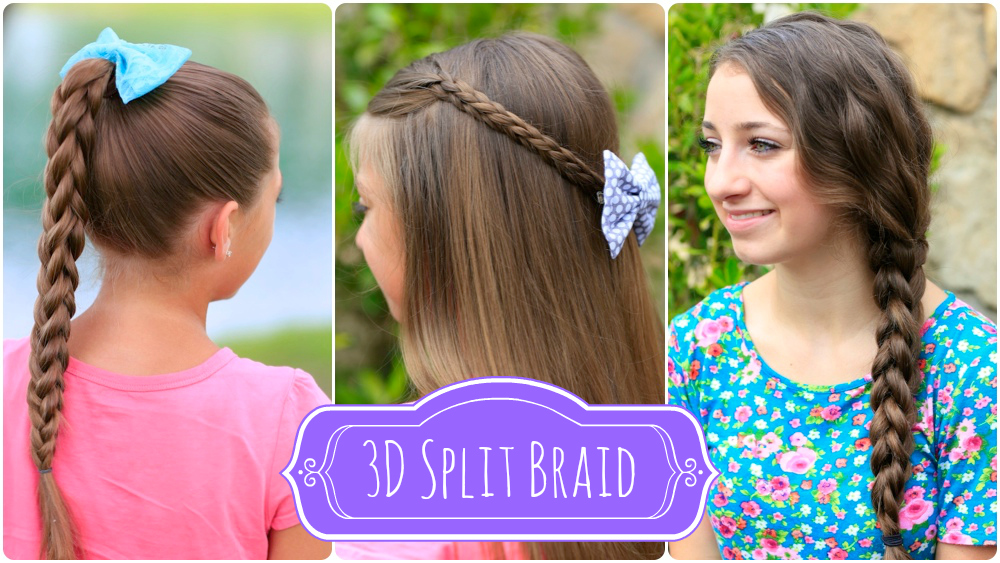 3D Split Braid