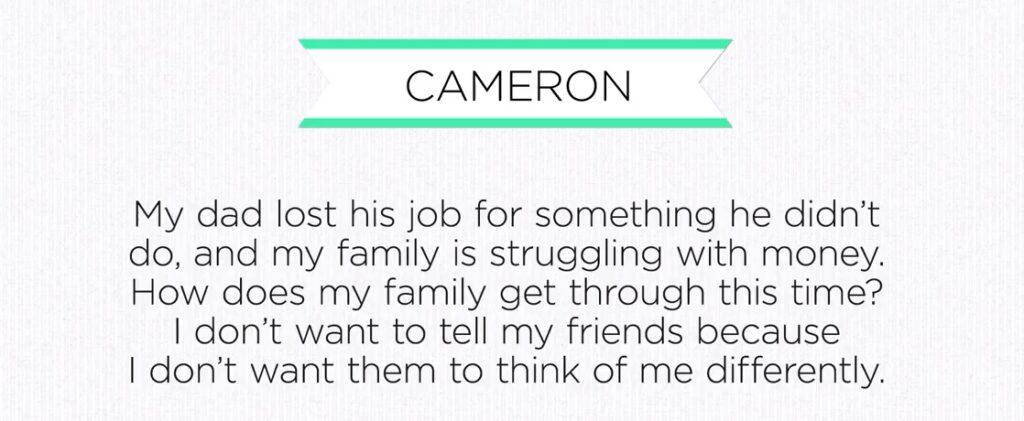 Family Hardships