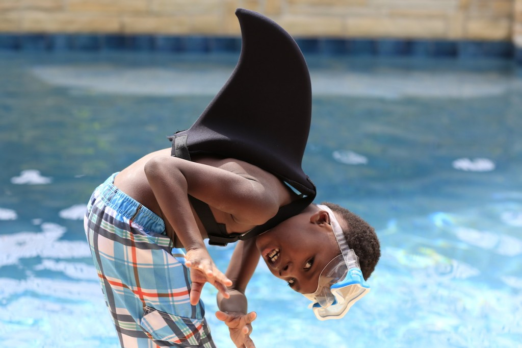 Shark Fin for Swimming