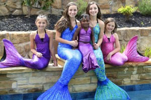 Fin Fun Mermaid Tails