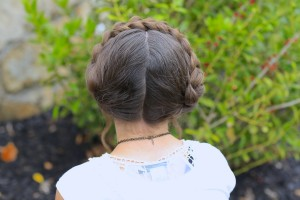 Milkmaid Braids | Summer Hairstyles