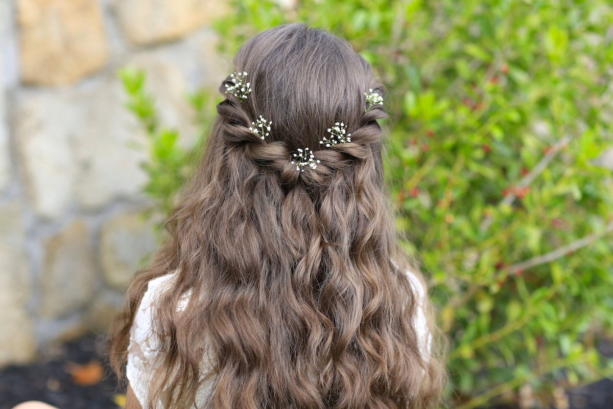 Princess Aurora Twistback | Inspired by Disney's Maleficent