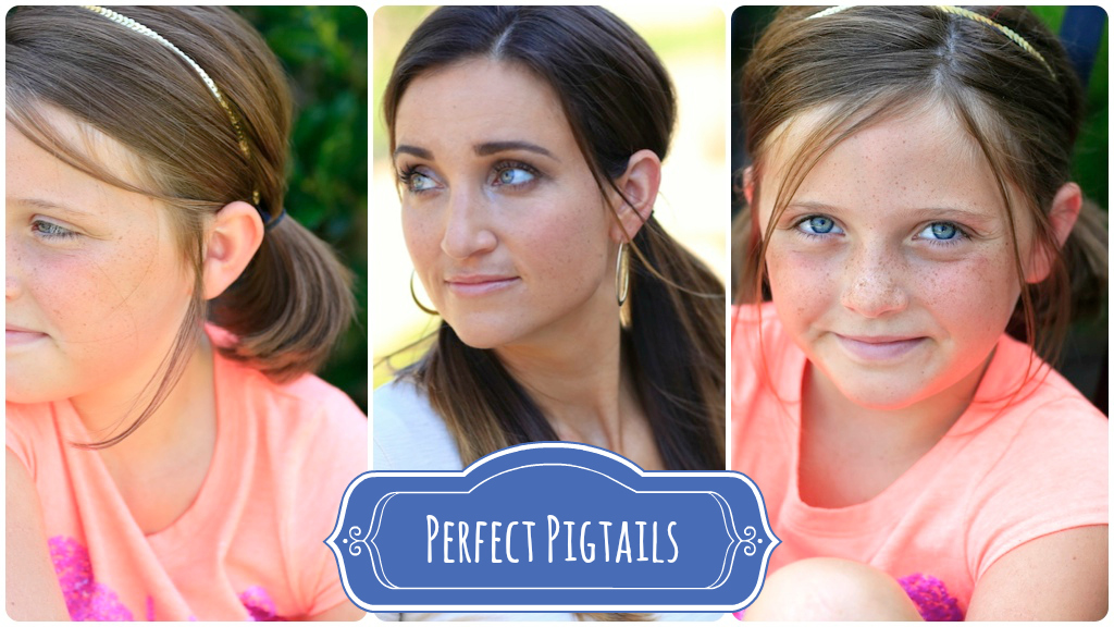 How to Get Perfect Pigtails