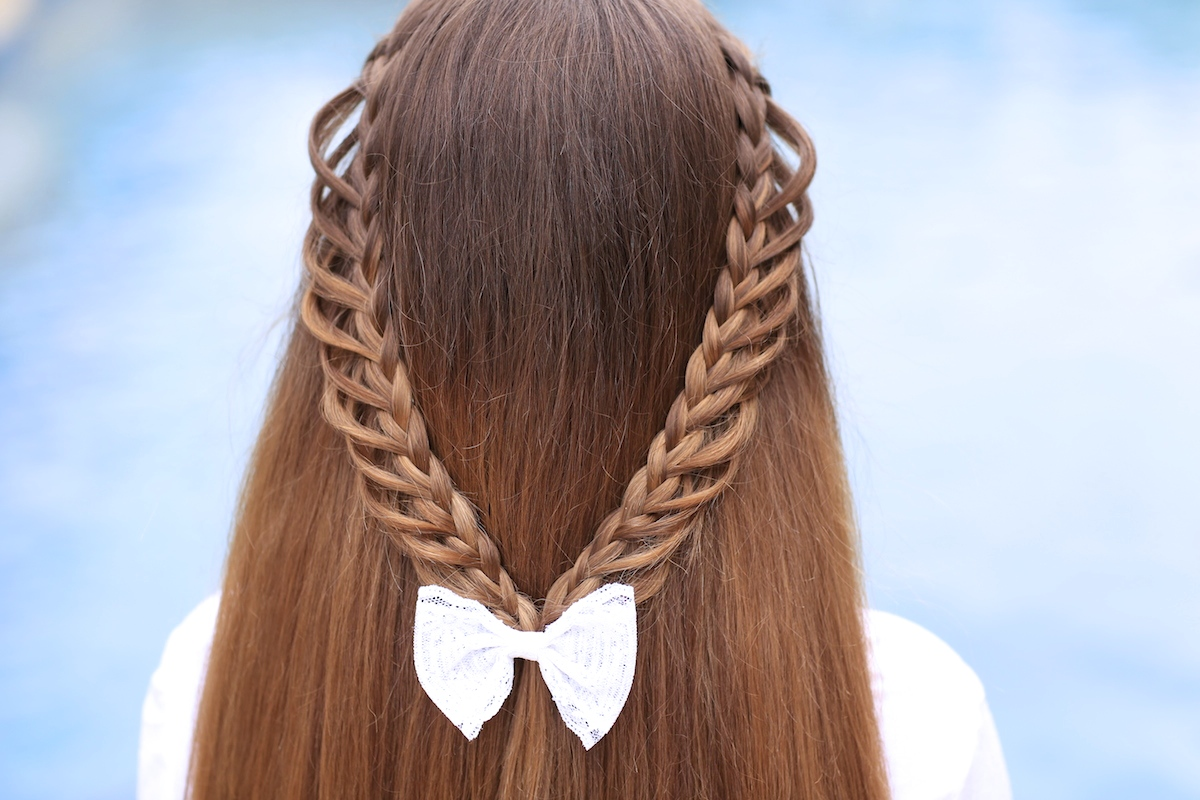 Half-Loop Braidback
