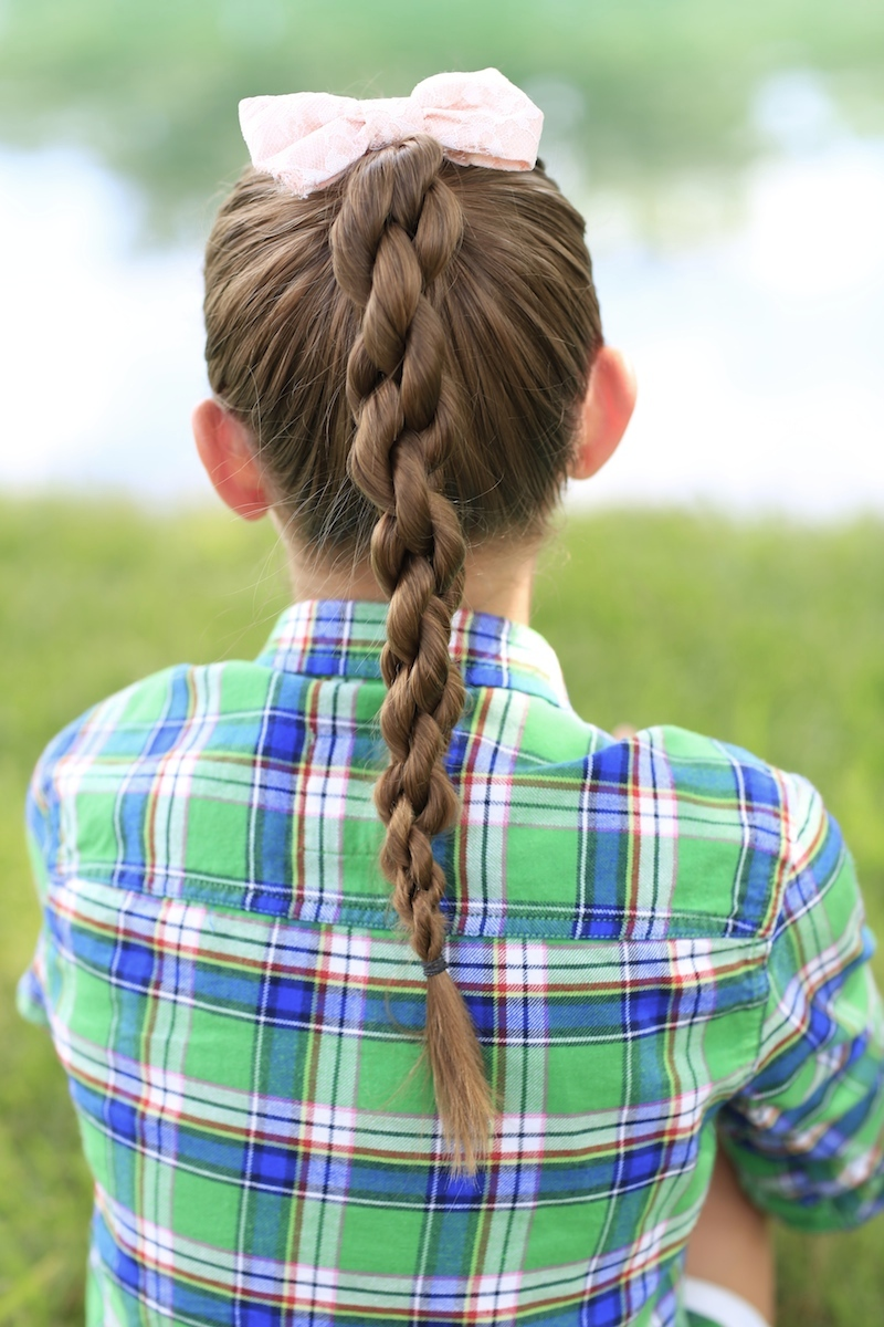 cute hairstyles 2017 : The twins? friends have been wondering how to make this braid, so we ...