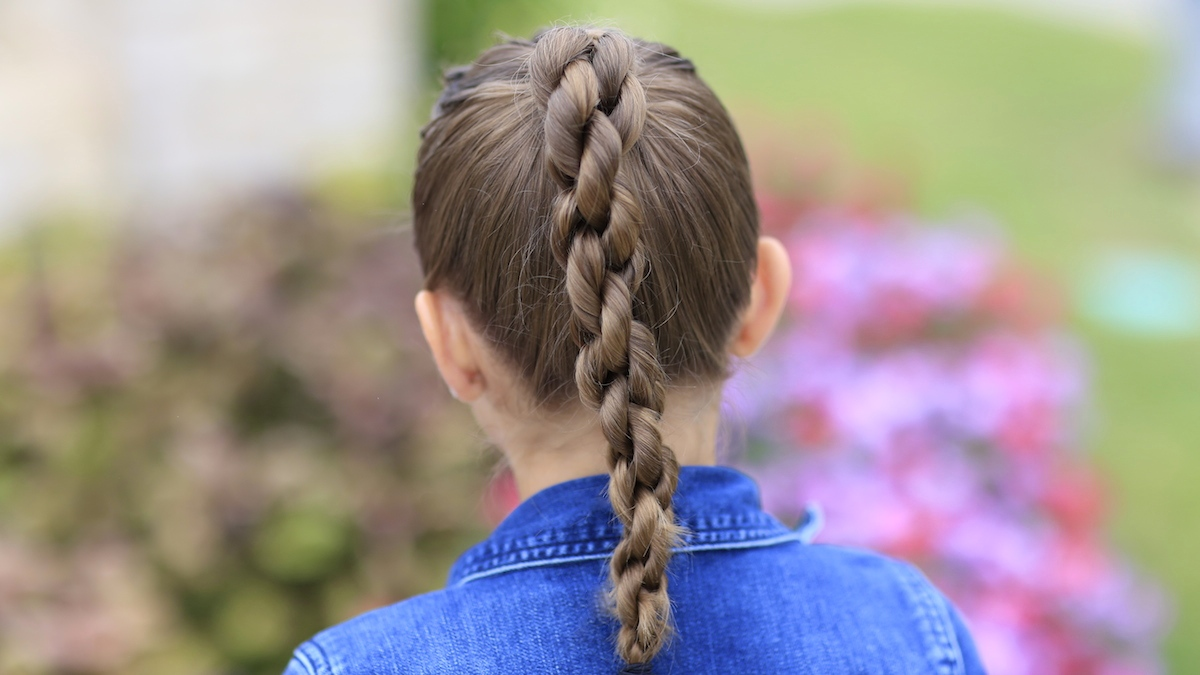 How to Create a Chain Link Braid