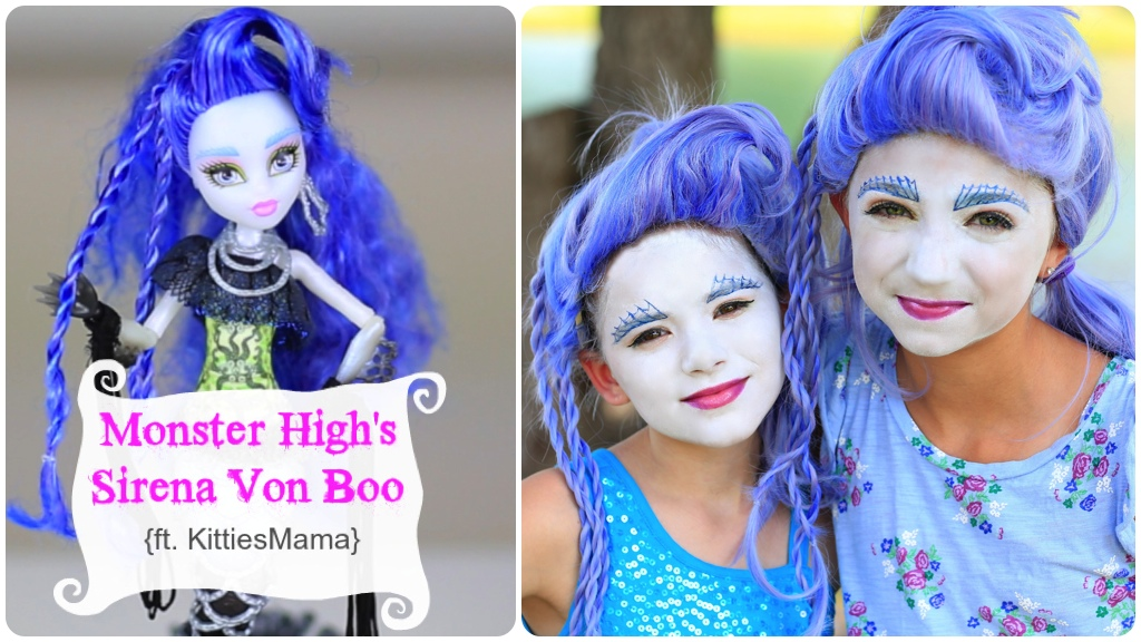 Sirena Von Boo | Monster High