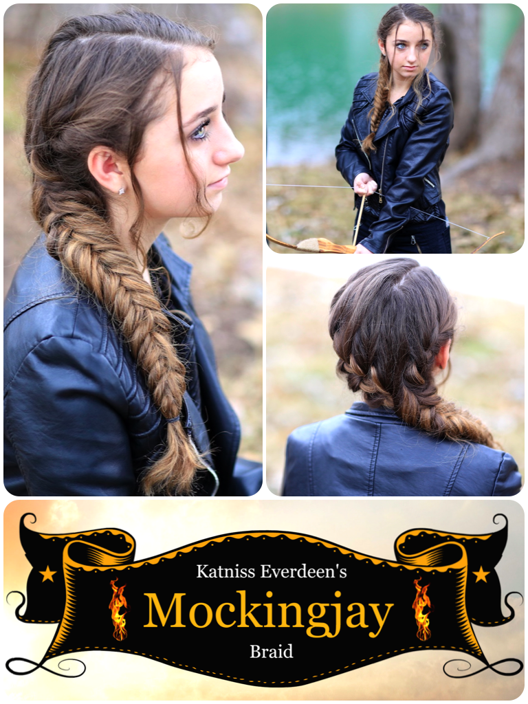 Katniss' Braid from Mockingjay