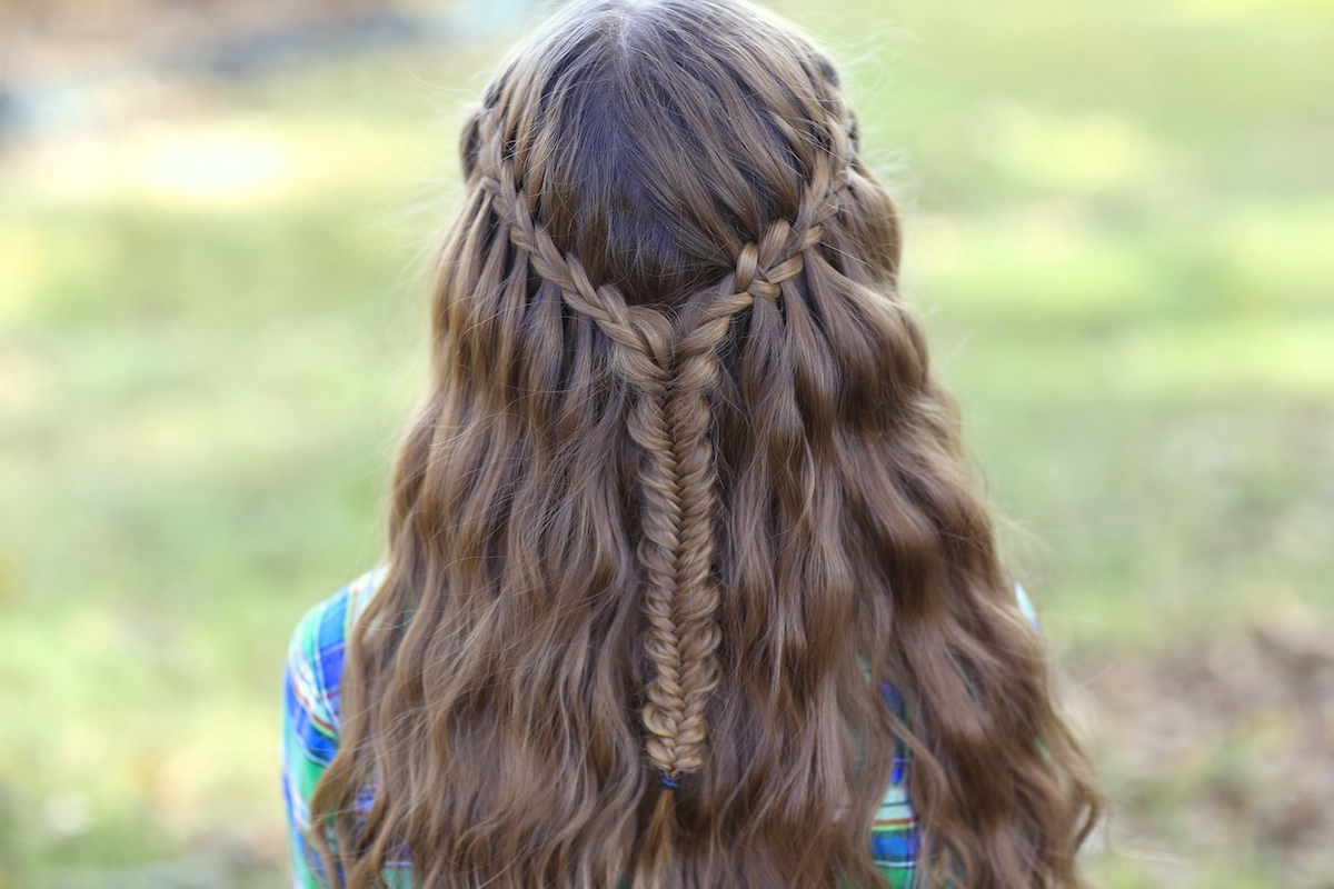 Scissor Waterfall Combo | Latest Hairstyles