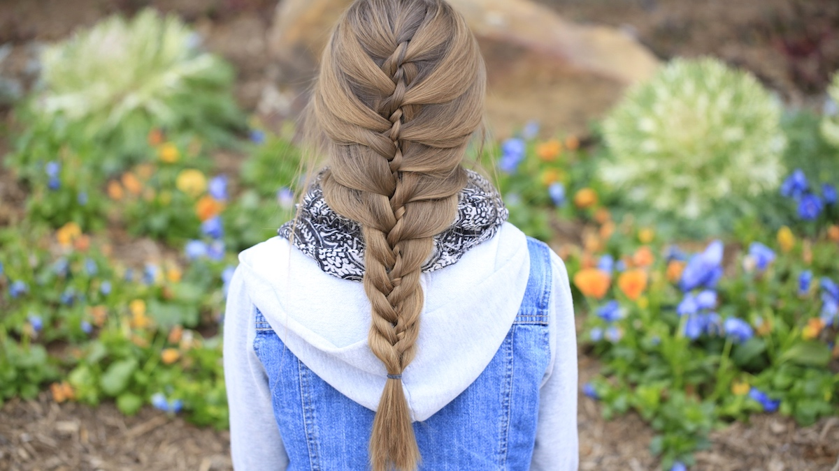 The Twist Braid | Cute Braids