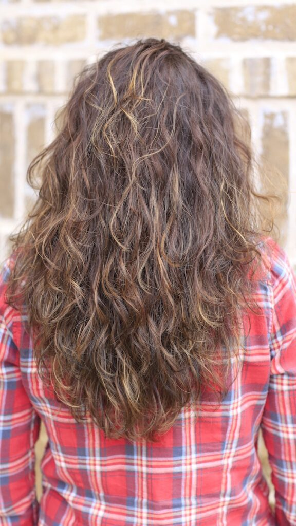 Diffused Curls