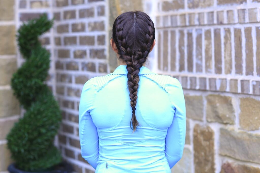 Boxer Braids | Gym Hairstyles