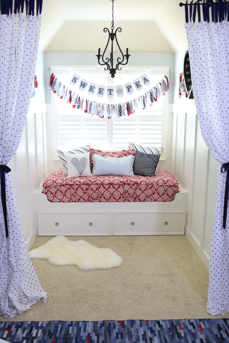 Little Girls Bedding