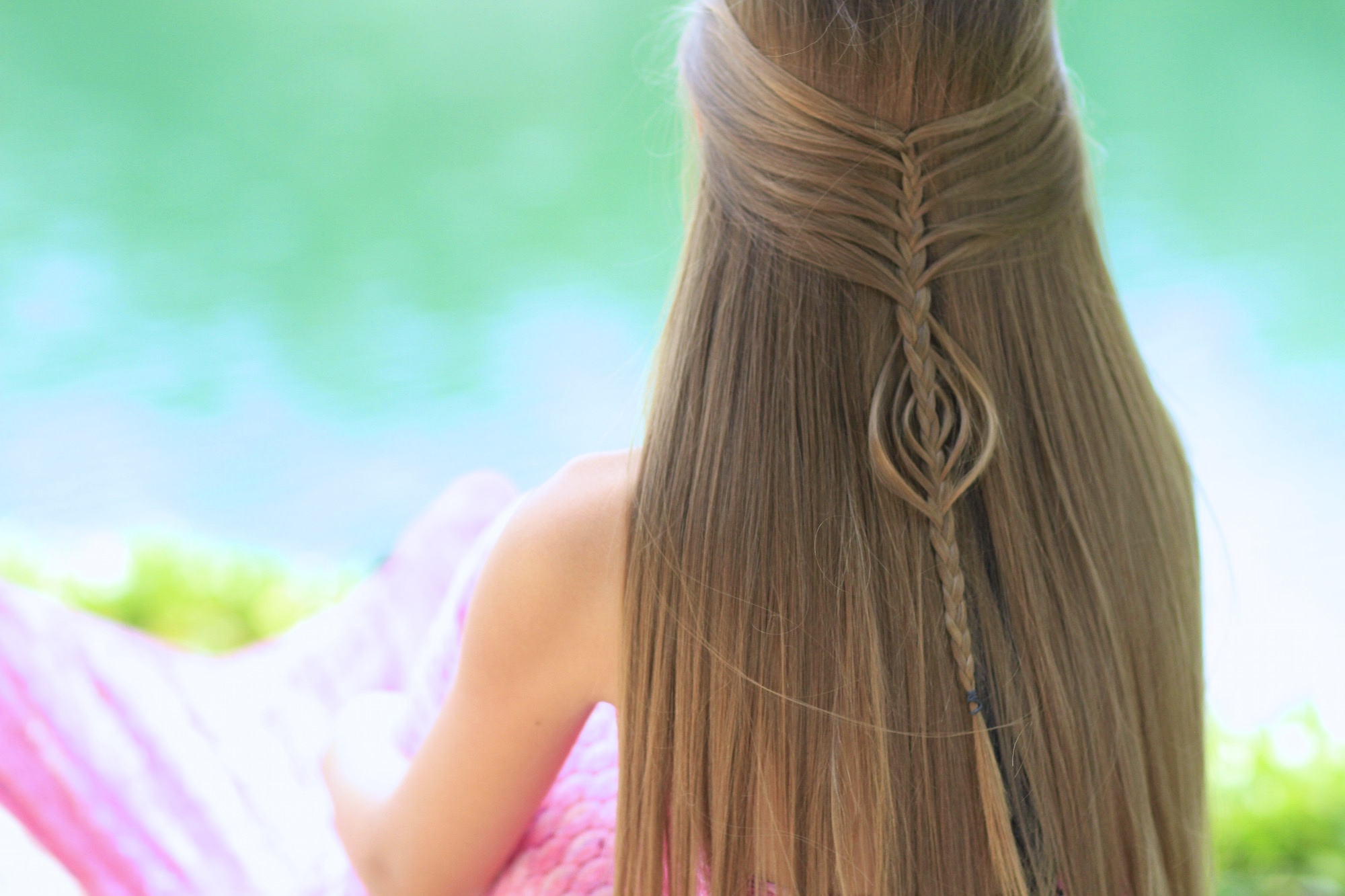 Mermaid Braid Combo | Cute Girls Hairstyles