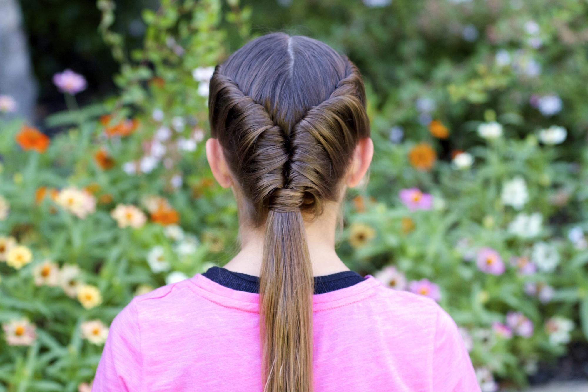 Tornado Twist Hairstyle