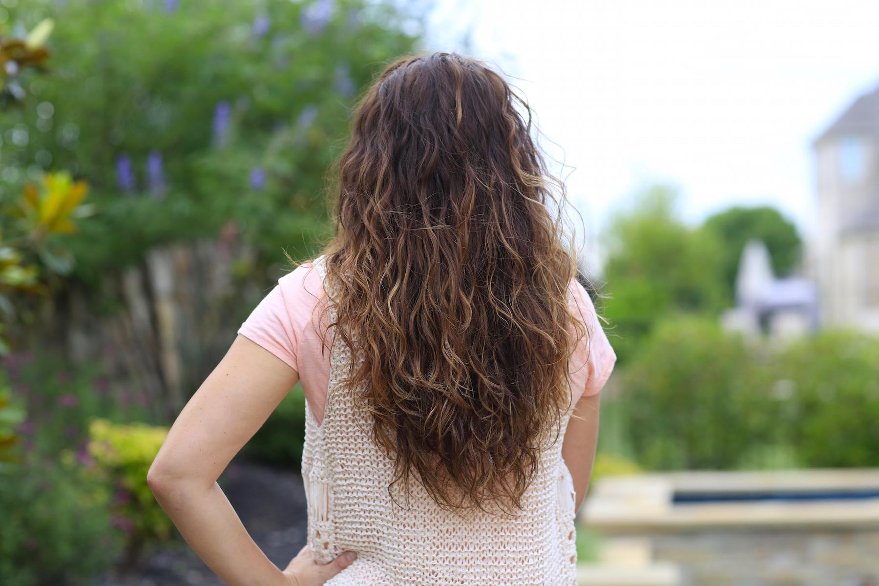 Plopping No-Heat Curls