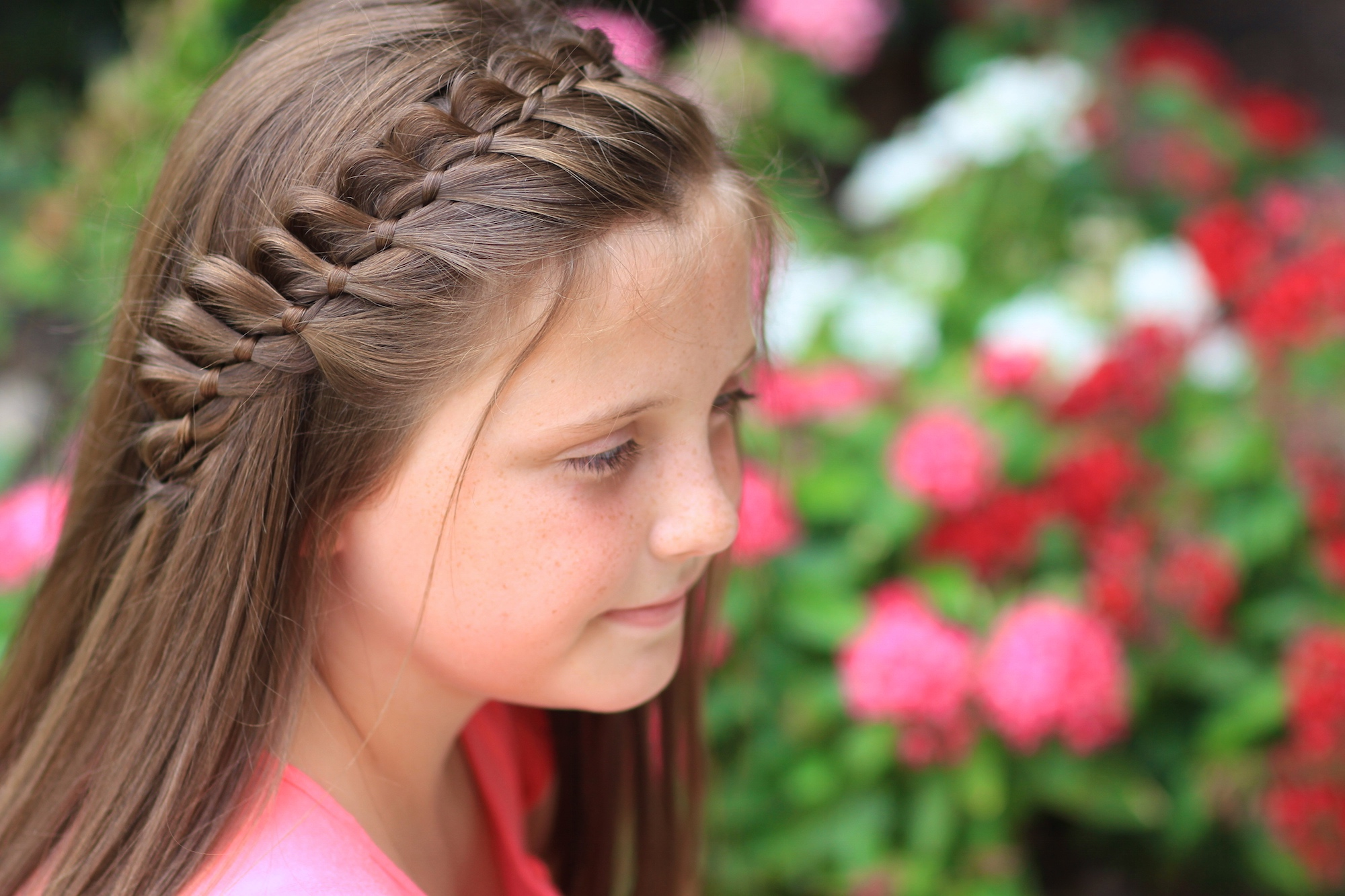 4 strand french braid easy hairstyles cute girls hairstyles 4 strand french braid solutioingenieria Gallery