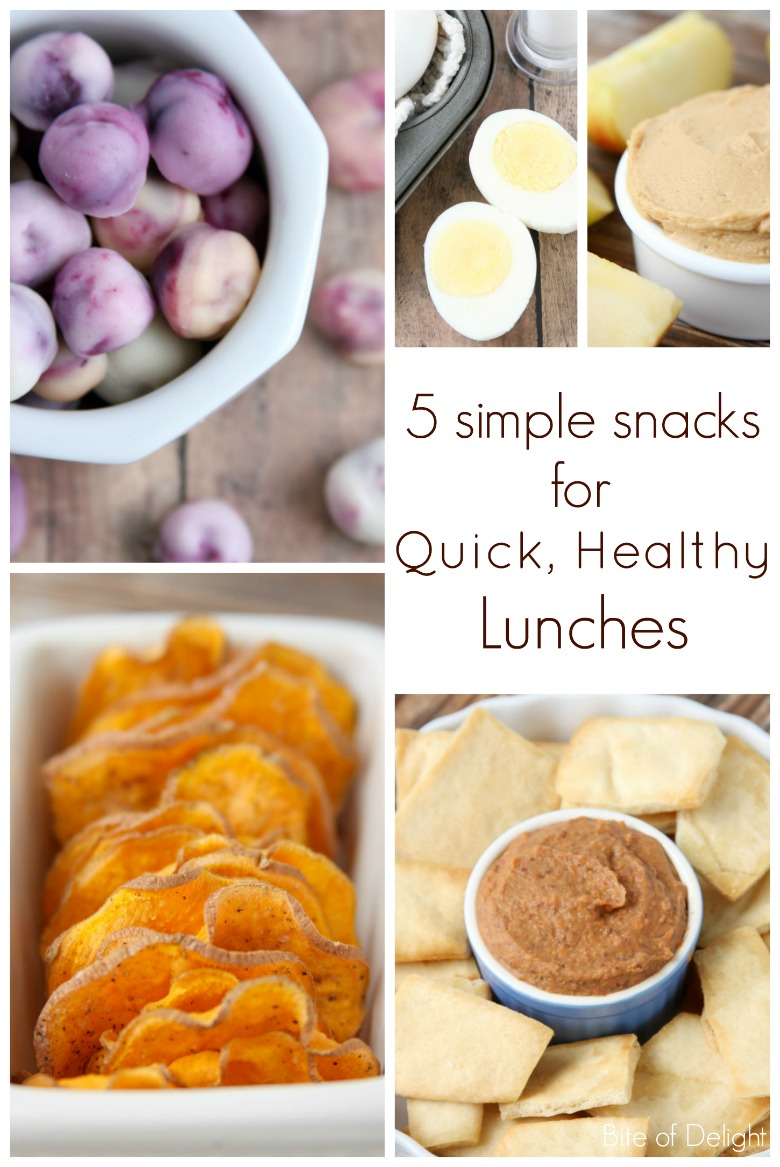Quick Healthy Lunches