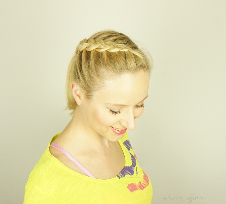 Dutch Braid | Ponytail