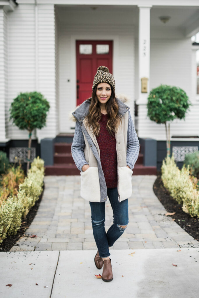 Winter Fashion Tips | Casual