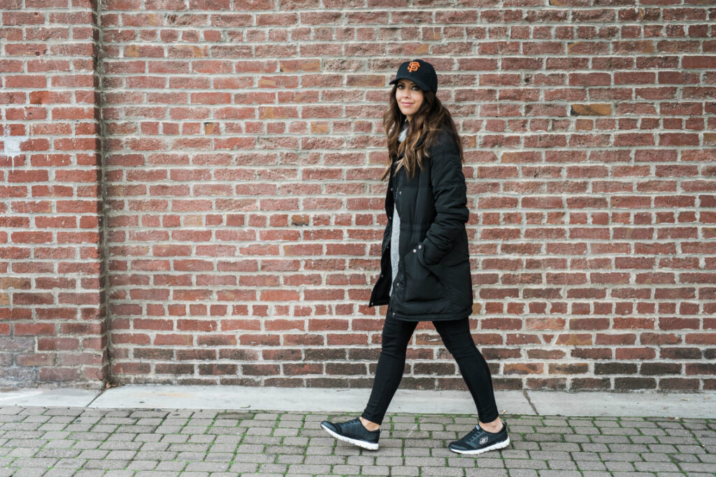 Winter Fashion Tips | Coat and Hat