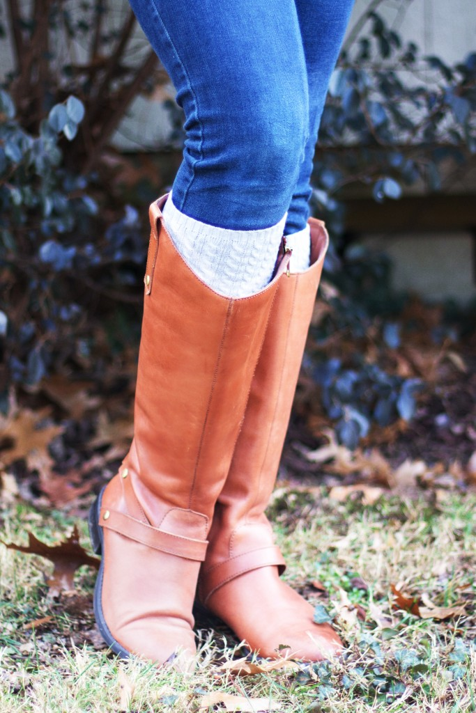 Boot Cuffs |DIY