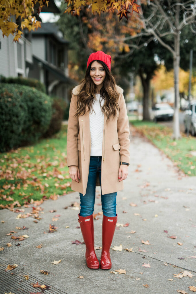 Everyday Style |Hat & Coats | Winter