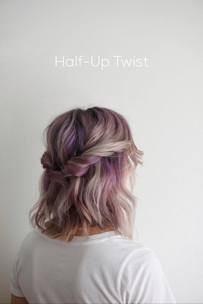 Short Hair | Twist