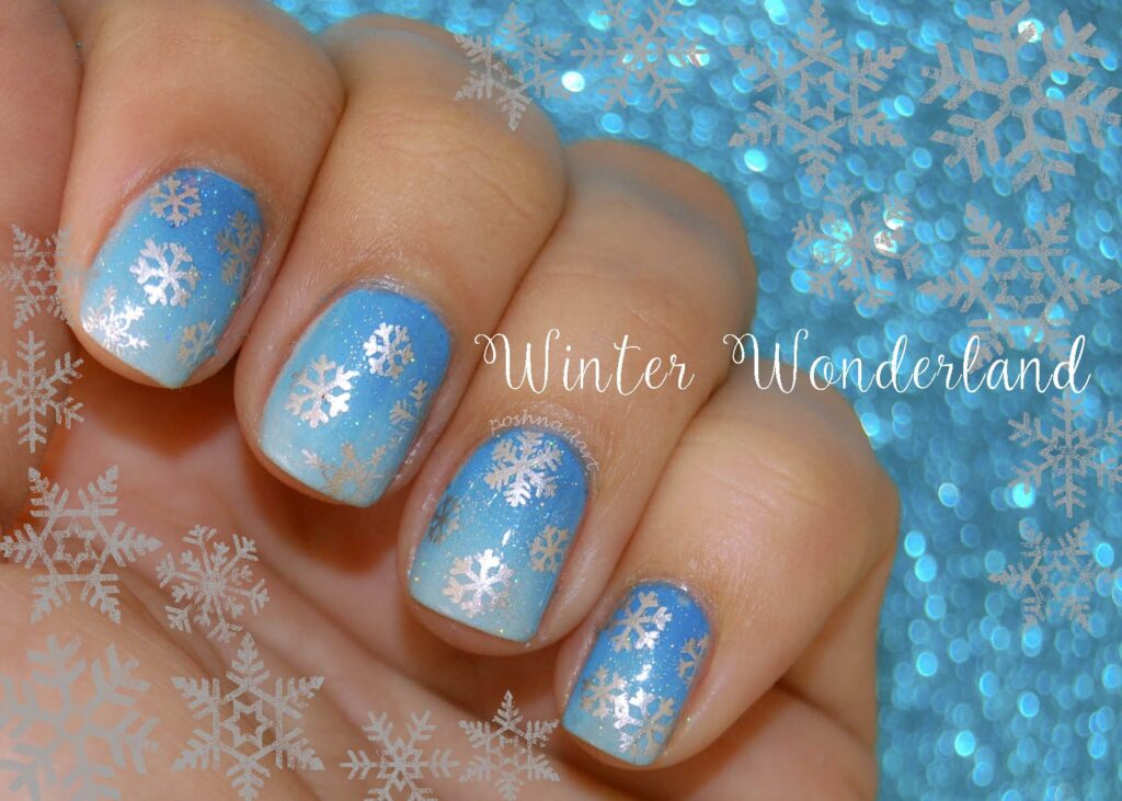 Winter Manicure | DIY