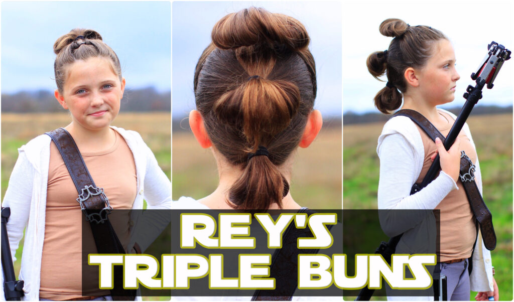 Hairstyles | The Force Awakens