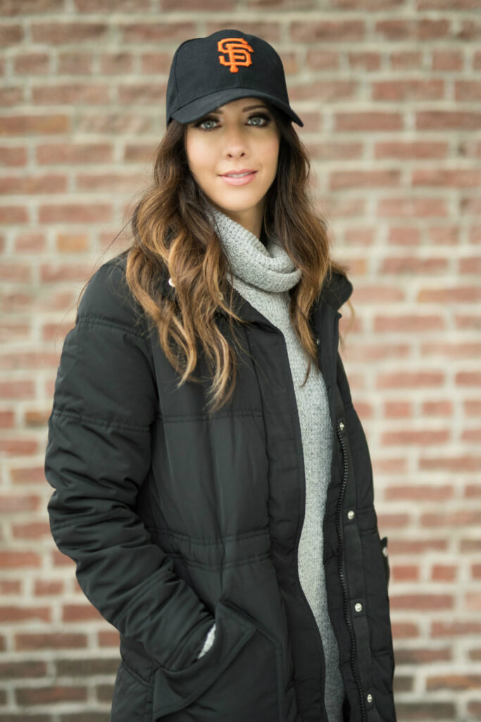 Winter Fashion Tips | Coat & Hat