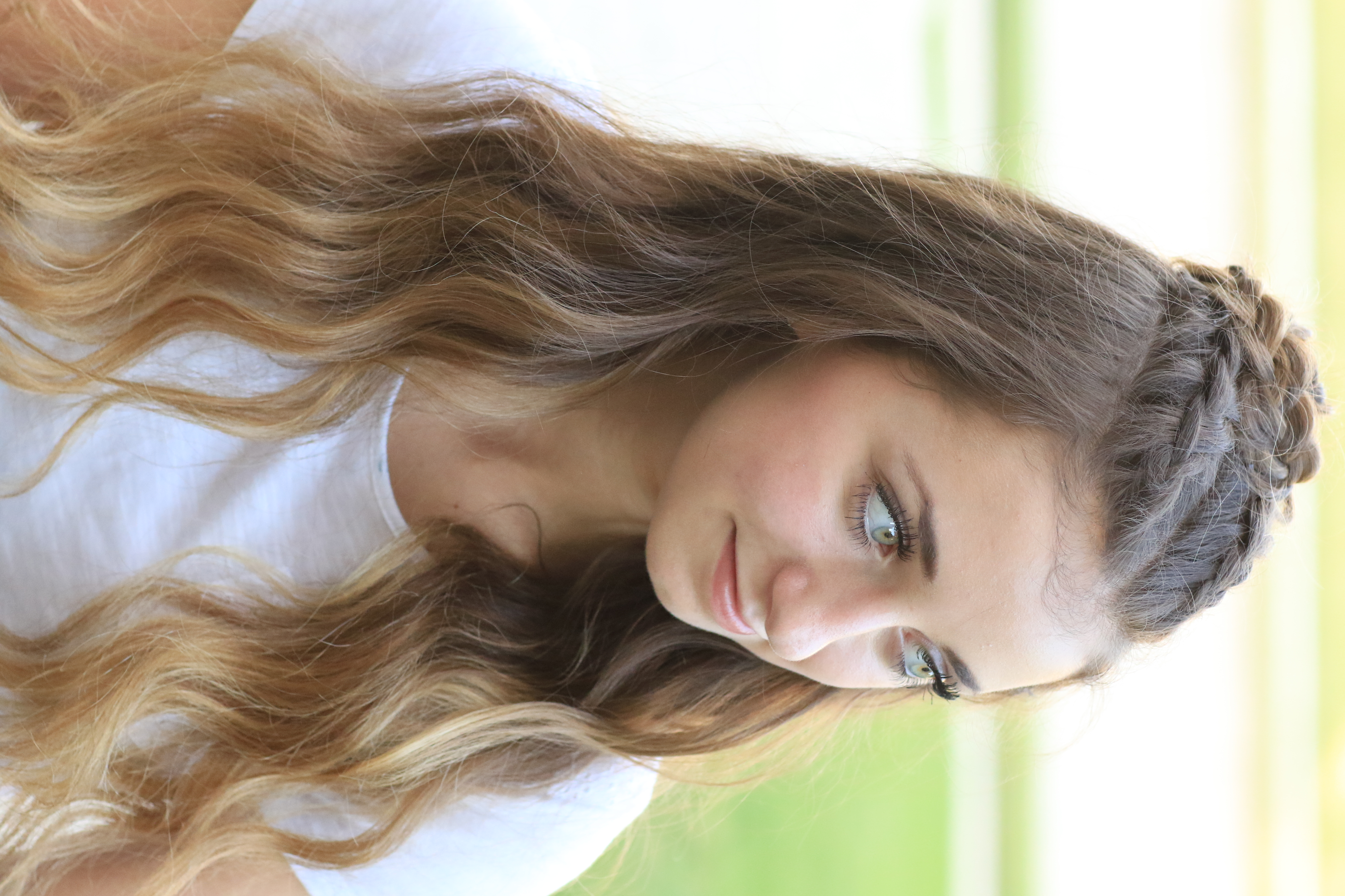 Half Up Rosette Combo   Homecoming Hairstyles   Cute Girls ...
