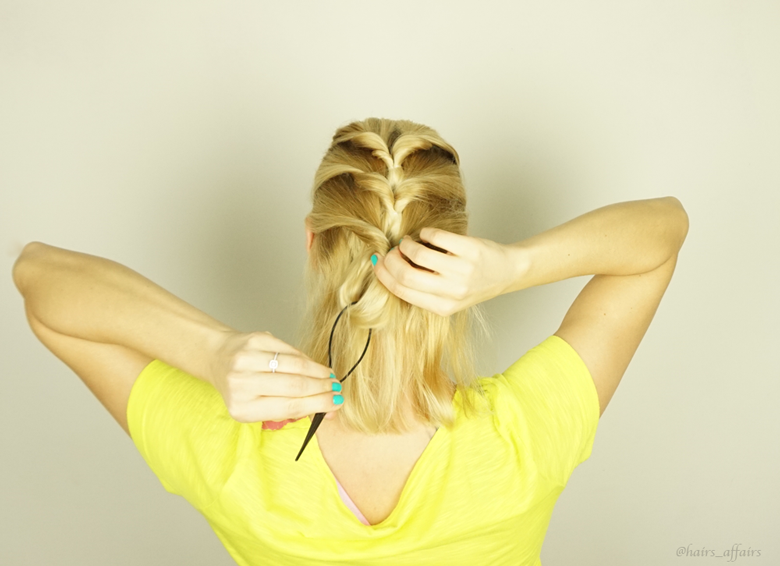 Hairstyle Ideas | Topsy Tail