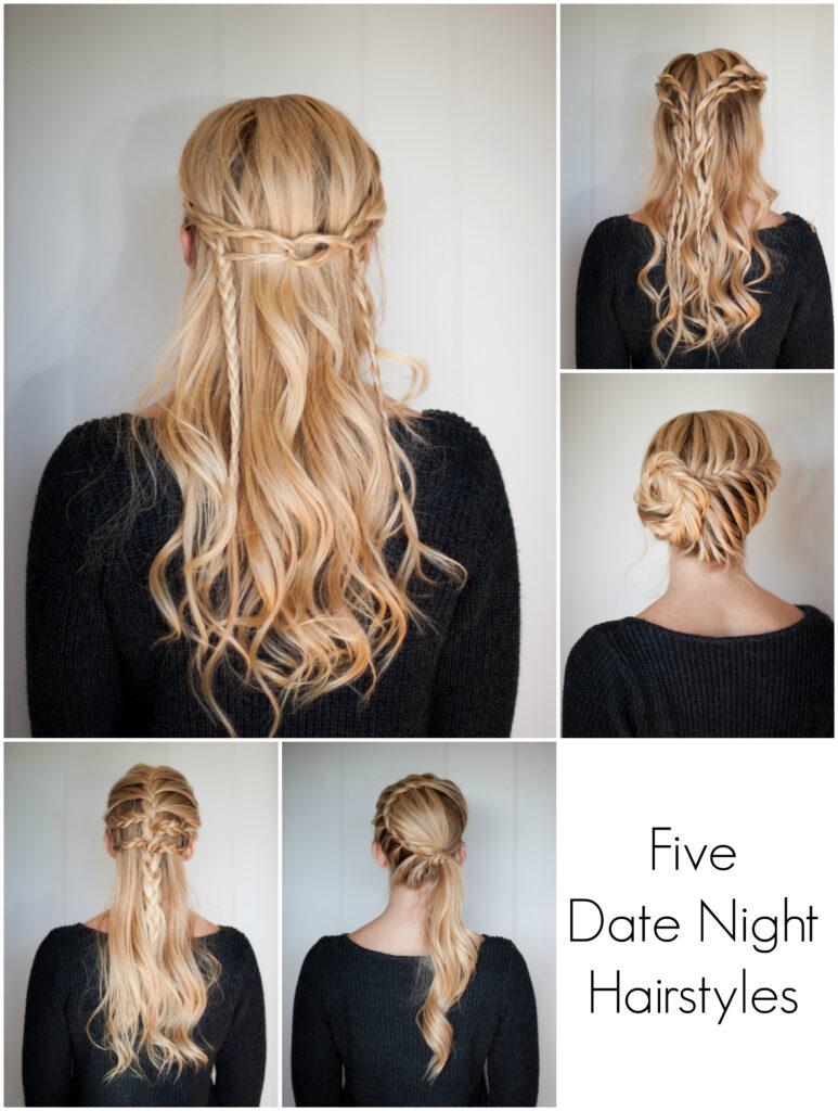 Date Night Hairstyles