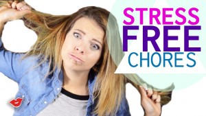 stress free | chore cards