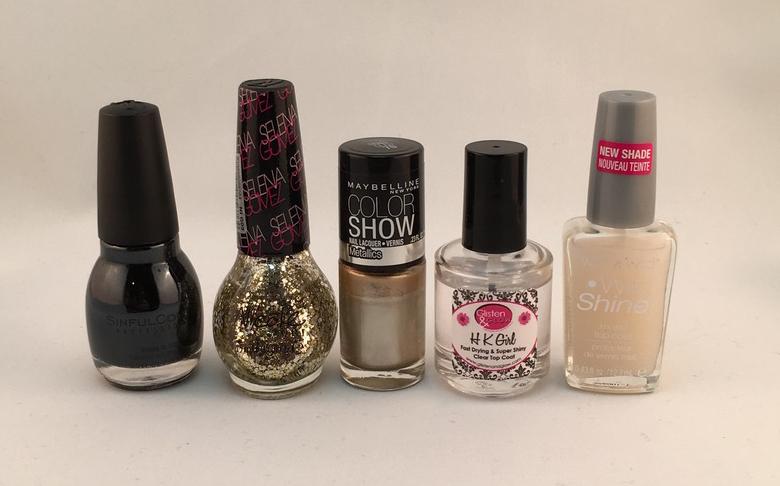 Party nail polish