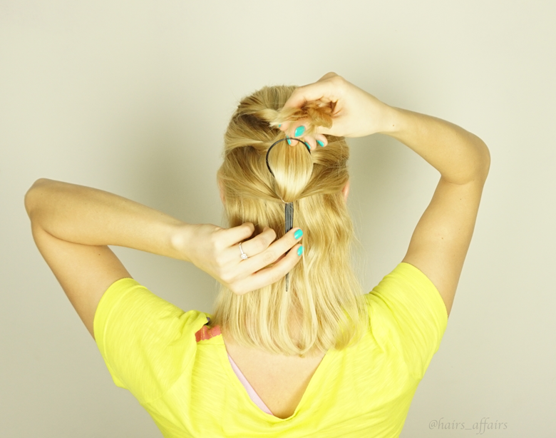 Topsy Tail Braid | Gym Hair