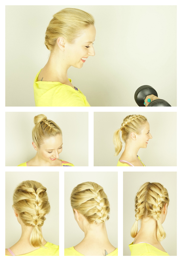 Gym Hairstyles
