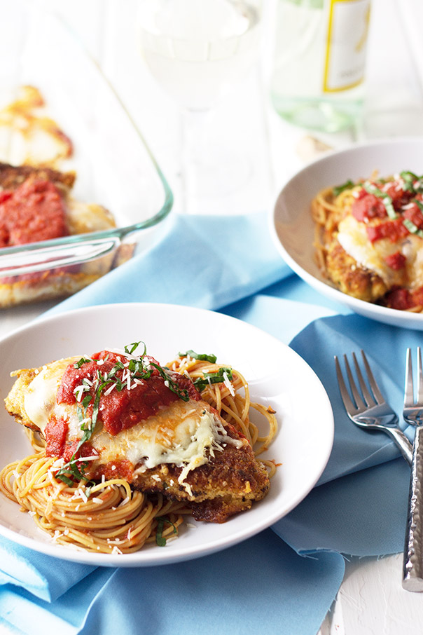 Chicken Parmesan | Recipe