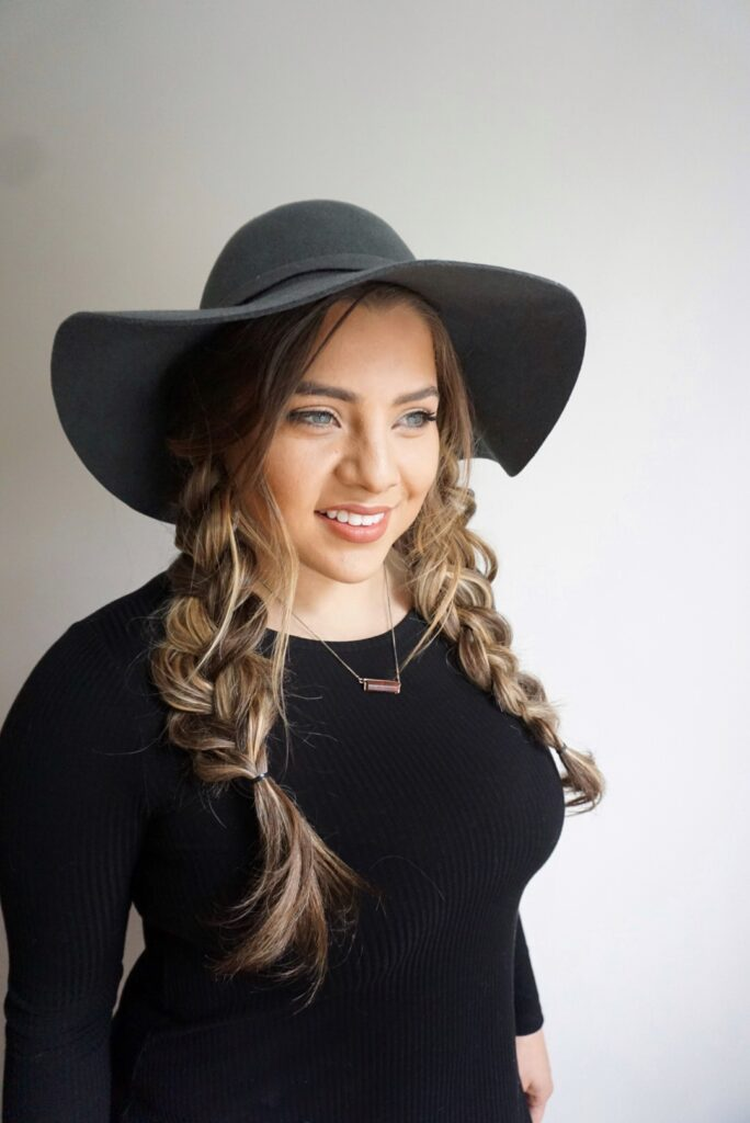 Hairstyles for Hats   Braids