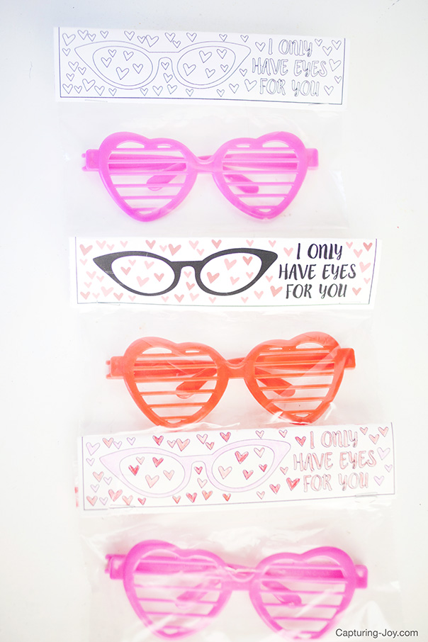 Valentine Glasses