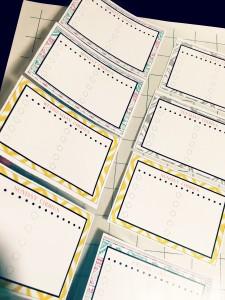 Chore Card | Printable