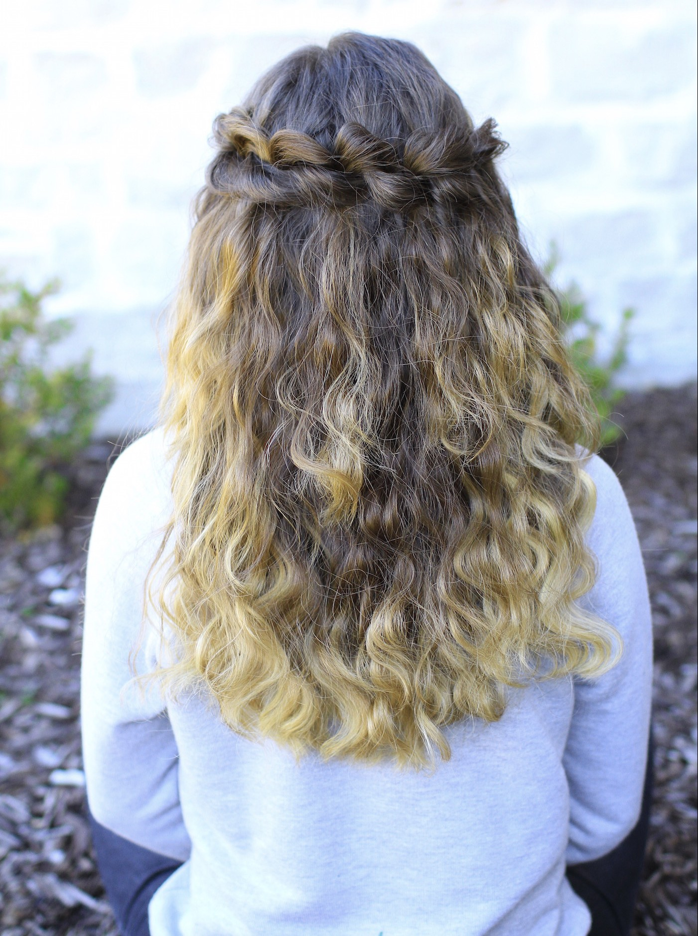 Puffed Loop Braid