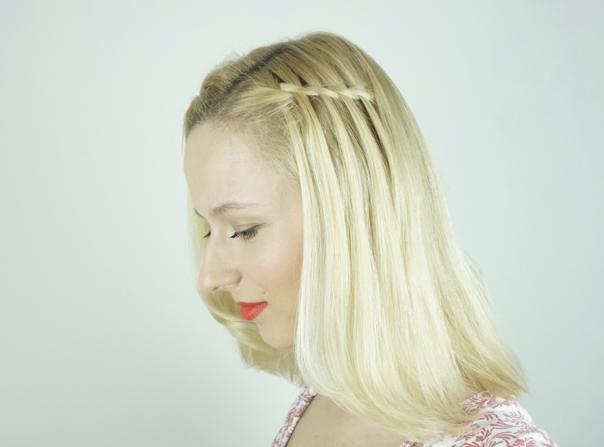 Waterfall Twist | Spring Hairstyles