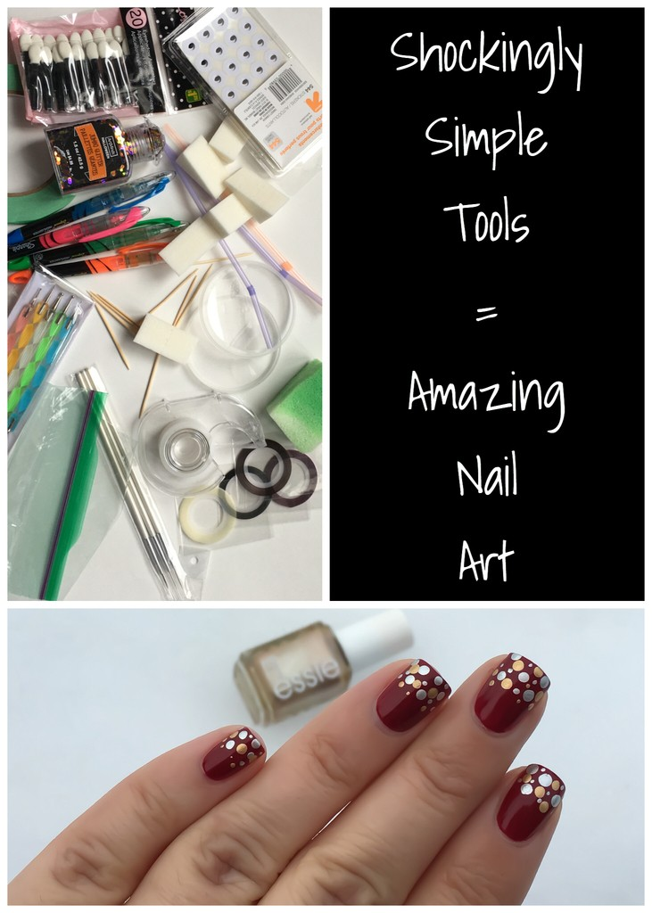 Shockingly Simple Tools For Amazing Nail Art Cute Girls Hairstyles