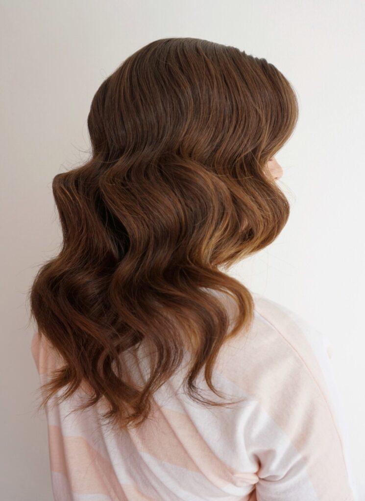 Vintage Hair | Classic Waves