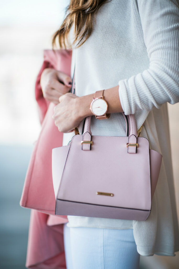 Blush Bag | Spring Fashion