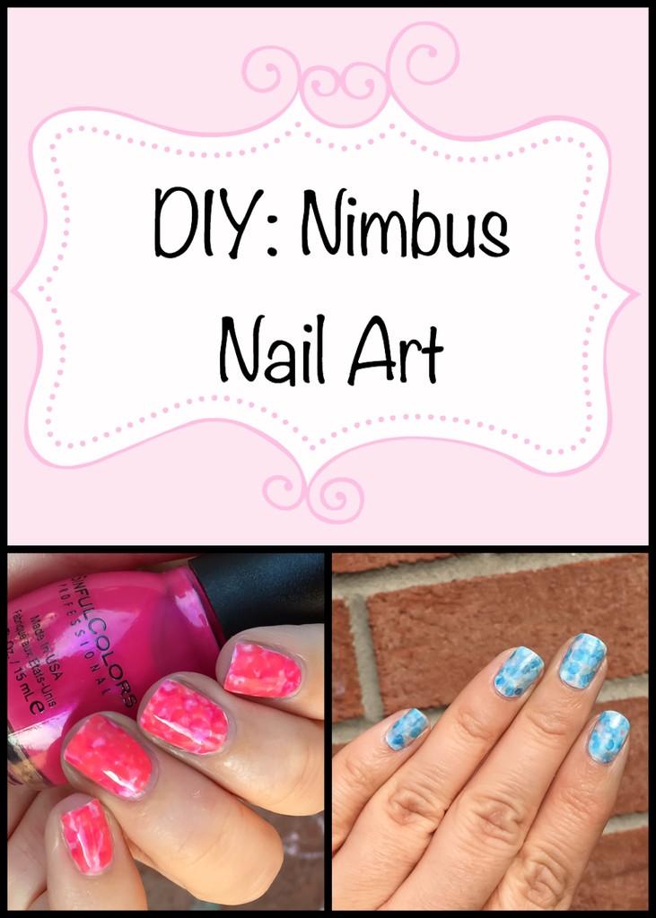 Diy Nimbus Nail Art Cute Girls Hairstyles