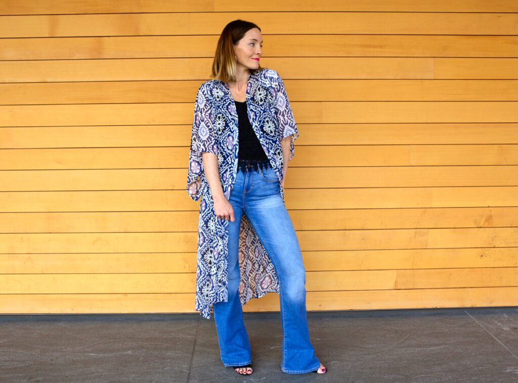 Flare Jeans | 70's Fashion