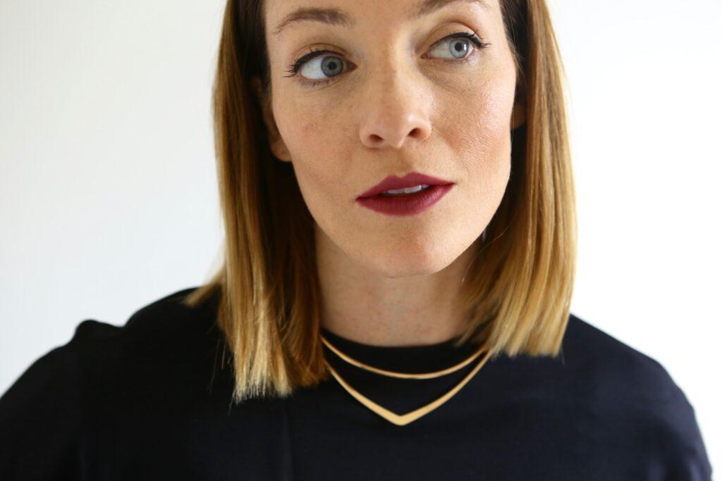 Gold ALDO Choker Necklace